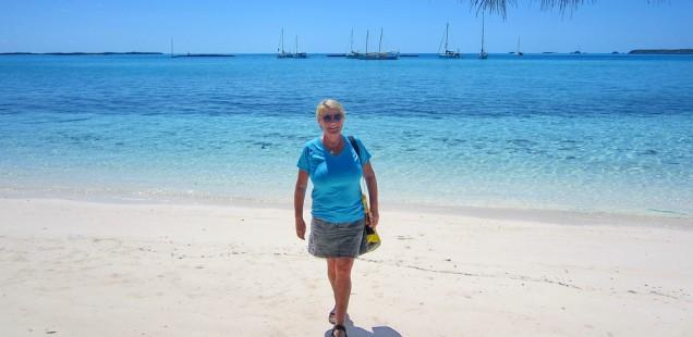 Härlig dag på Bahamas, våren 2012