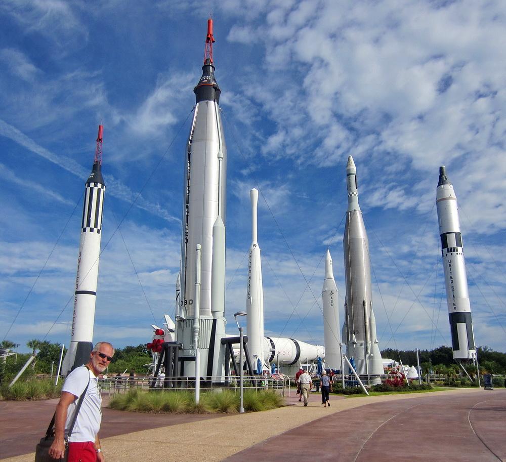 Många raketer här!